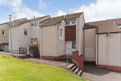 2 Bedrooms Terraced House for sale in Foxglove Place, Ayr