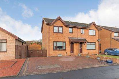 3 Bedrooms Semi Detached House for sale in Campbell Drive, Troon