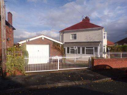 3 Bedrooms Semi Detached House for sale in Queensway, Shotton, Deeside, Flintshire, CH5