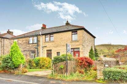3 Bedrooms Semi Detached House for sale in Grange Road, Rossendale, Lancashire, BB4