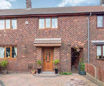 2 Bedrooms Semi Detached House for sale in Chester Avenue, Dukinfield, Greater Manchester, United Kingdom