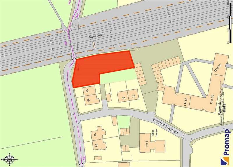 Land Commercial for sale in Park Grove, Levenshulme, Manchester