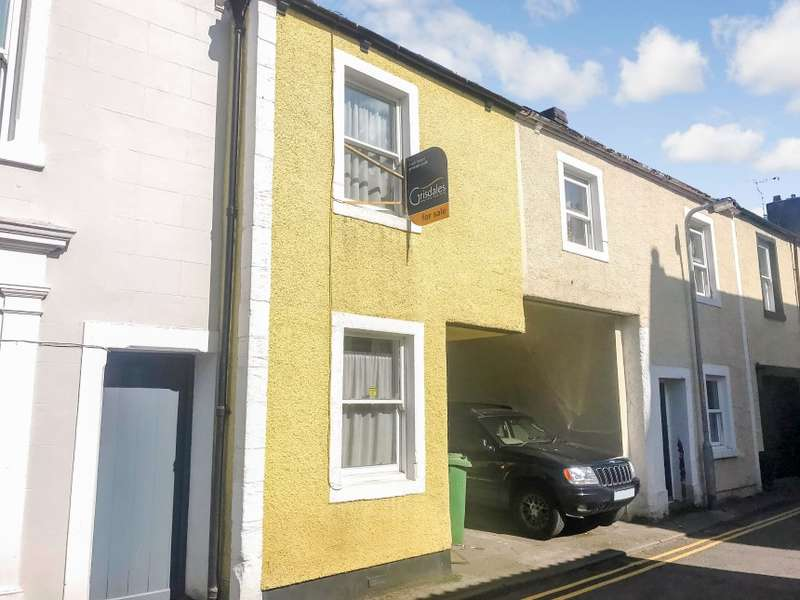 2 Bedrooms Semi Detached House for sale in 24 Challoner Street, Cockermouth, Cumbria