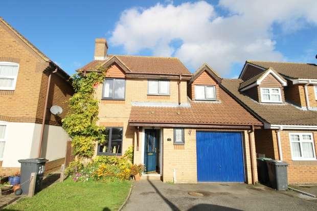 4 Bedrooms Detached House for sale in Bedford Road, Bedford, Bedfordshire, MK43 0EX