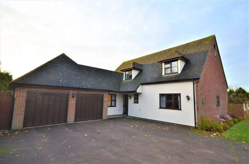 5 Bedrooms Detached House for sale in Stanway, Colchester, CO3 0RA