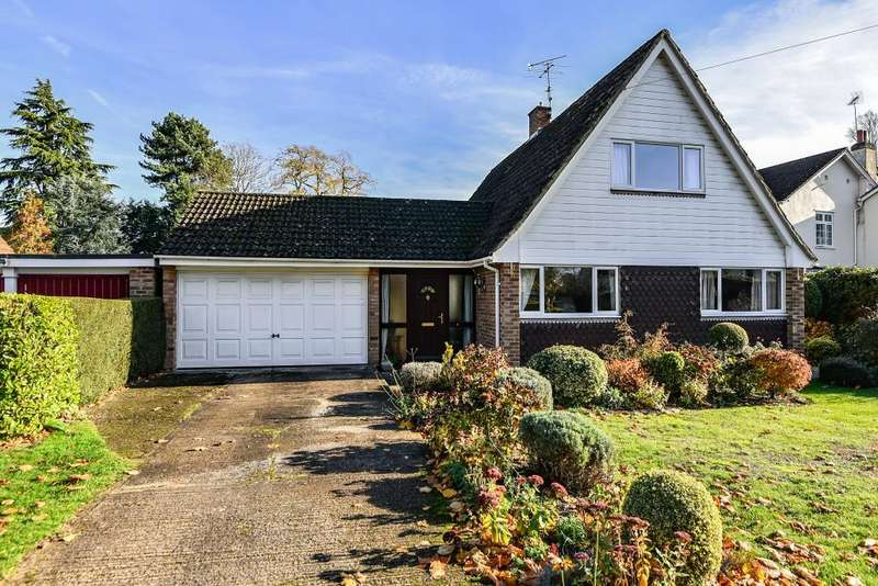 4 Bedrooms Detached House for sale in Sheephouse Road, Maidenhead, SL6