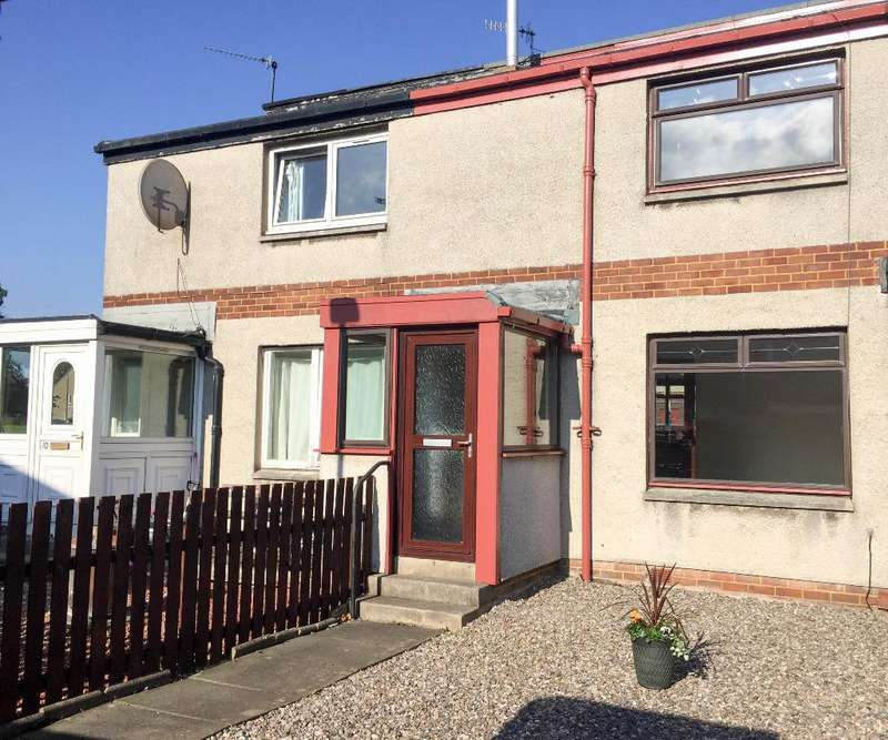 2 Bedrooms Terraced House for sale in Bute Place, Grangemouth, Falkirk, FK3 0AX