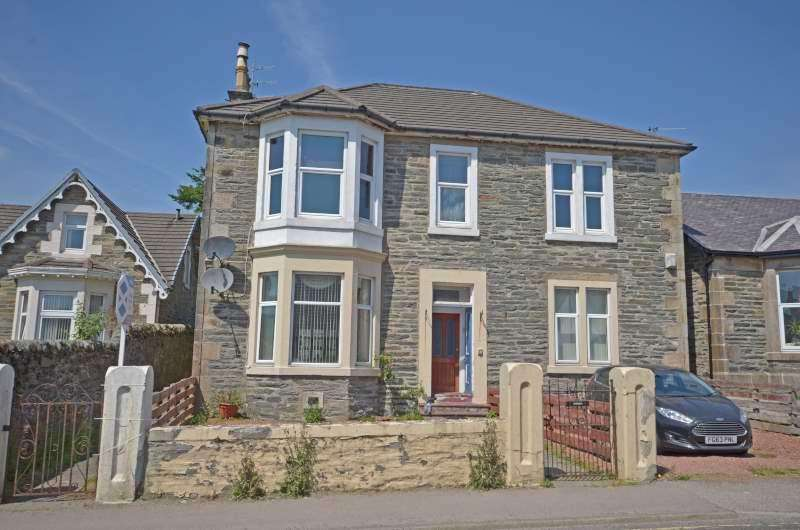 3 Bedrooms Flat for sale in Wellington Street, Argyll, PA23