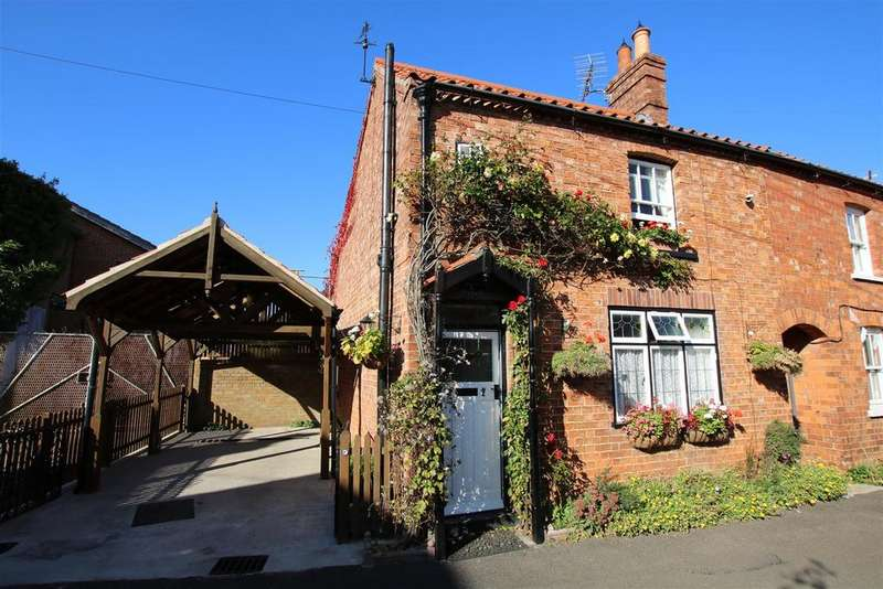 2 Bedrooms Semi Detached House for sale in Cowgate, Heckington
