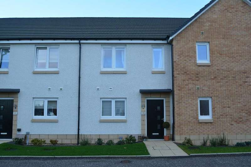 2 Bedrooms Terraced House for sale in Benny Drive, Denny, Falkirk, FK6 5FF