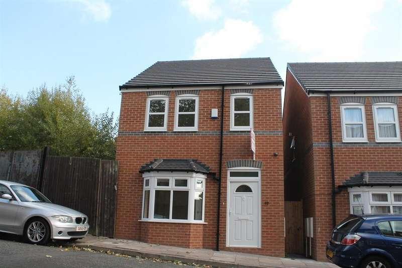 3 Bedrooms Detached House for sale in Green Lane, Winson Green, Birmingham, B21 0DE