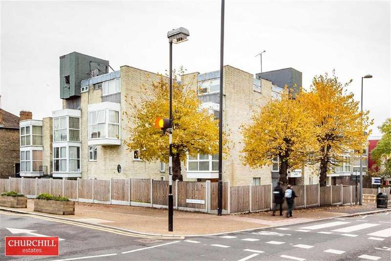 2 Bedrooms Flat for sale in West Court, Walthamstow