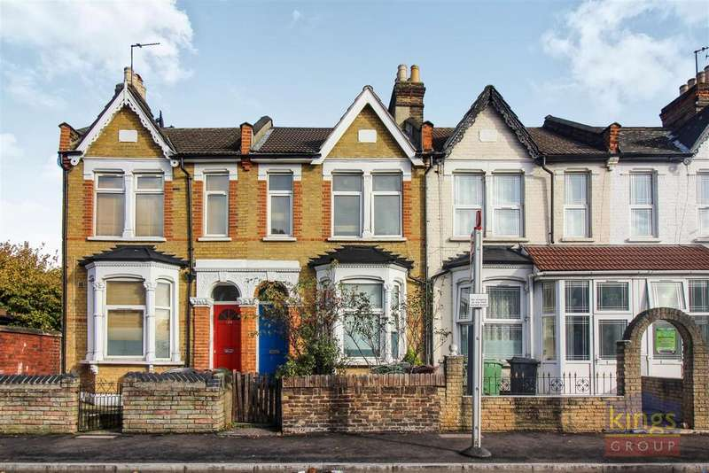 3 Bedrooms Terraced House for sale in Palmerston Road, London