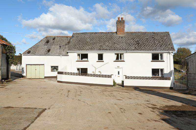 3 Bedrooms Farm Commercial for sale in Morchard Bishop, Crediton