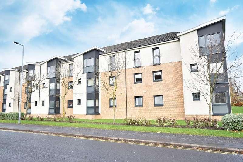 2 Bedrooms Apartment Flat for sale in 42 Shawfarm Gardens, Prestwick, KA9 2GZ