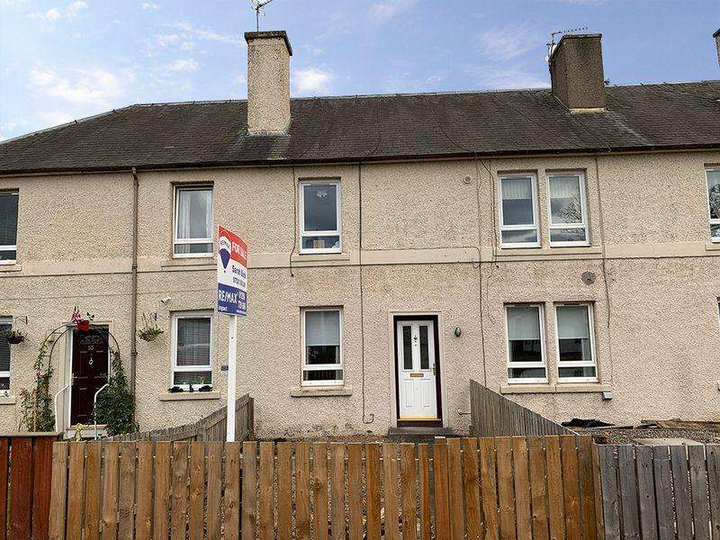 2 Bedrooms Flat for sale in Quarry Place, Sauchie