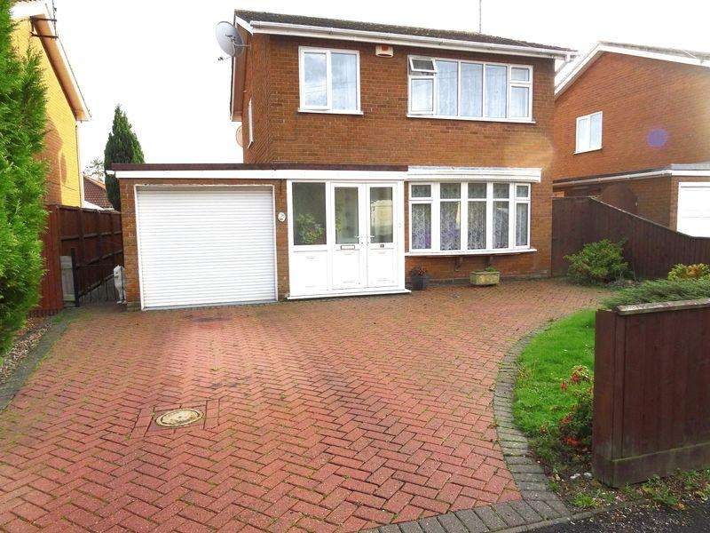 3 Bedrooms Detached House for sale in Tollgate, Spalding