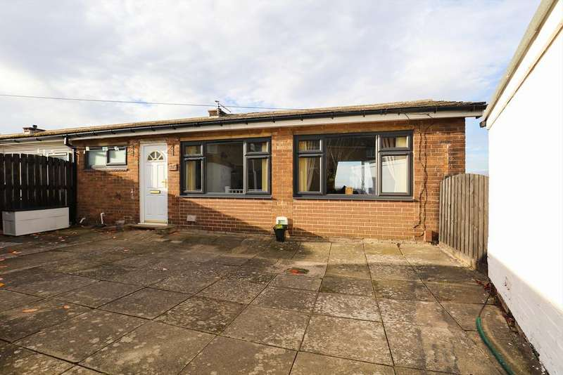 3 Bedrooms End Of Terrace House for sale in Raeburn Road, Gleadless Valley