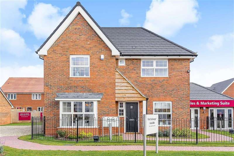 4 Bedrooms Detached House for sale in Abbey Farm, Swindon, Wiltshire