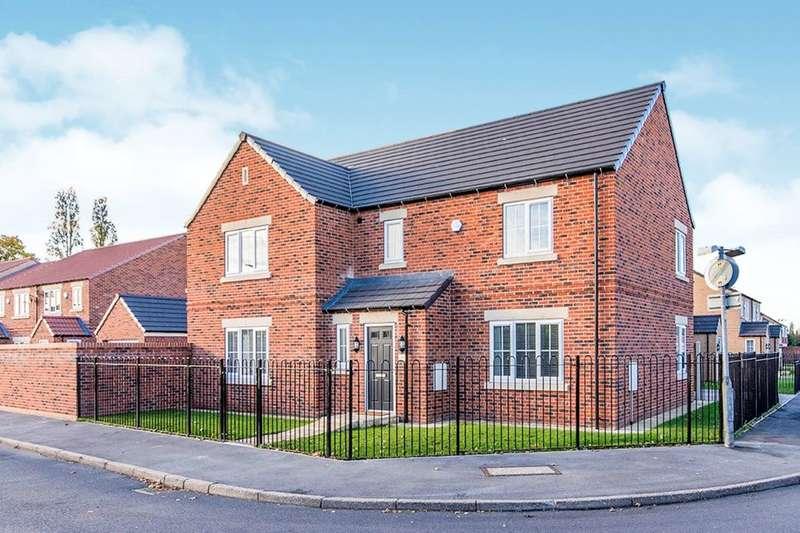 4 Bedrooms Detached House for sale in Sunnyside, Edenthorpe, Doncaster, DN3