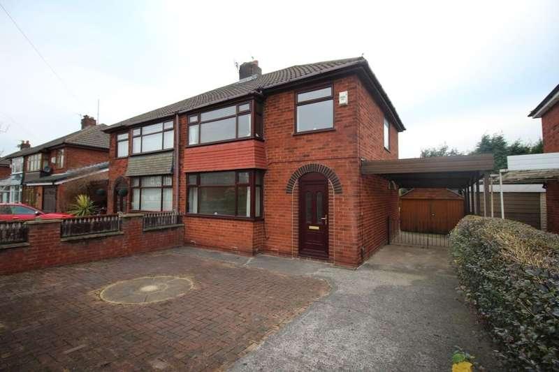 3 Bedrooms Semi Detached House for sale in St. Marys Avenue, Walton-Le-Dale, Preston, PR5