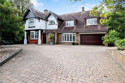 5 Bedrooms Detached House for sale in Waterlooville, Hampshire, Uk