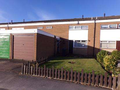 3 Bedrooms Terraced House for sale in Avery Croft, Castle Vale, Birmingham, West Midlands
