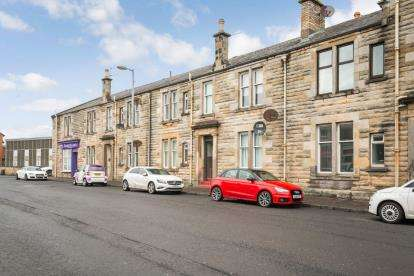 1 Bedroom Flat for sale in Templehill, Troon