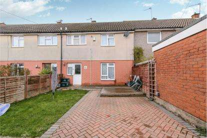 3 Bedrooms Terraced House for sale in Severn Way, Patchway, Bristol, South Gloucestershire
