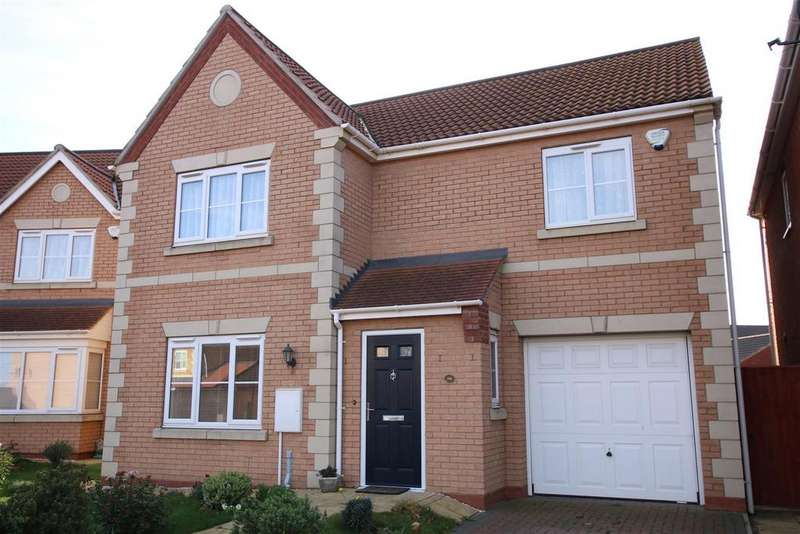 4 Bedrooms Detached House for sale in Harland Road, Lincoln