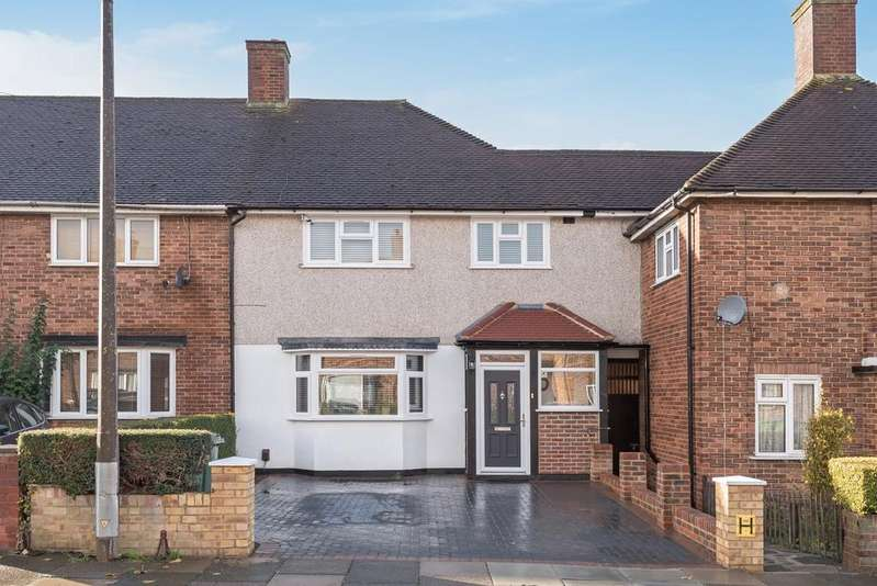 4 Bedrooms House for sale in The Underwood London SE9