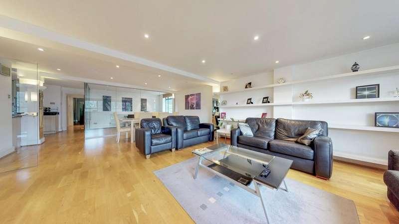 3 Bedrooms Flat for sale in 1 Granville Park, Blackheath, SE13