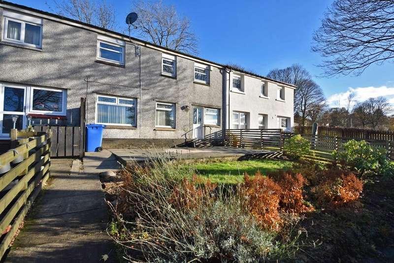 3 Bedrooms Terraced House for sale in 32 Nobleston, Alexandria, G83 9DA