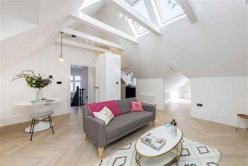3 Bedrooms Apartment Flat for sale in Chatsworth Road, Mapesbury Conservation Area, Willesden Green, London, NW2