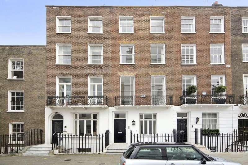 3 Bedrooms Terraced House for sale in Cadogan Place, Knightsbridge, London, SW1X