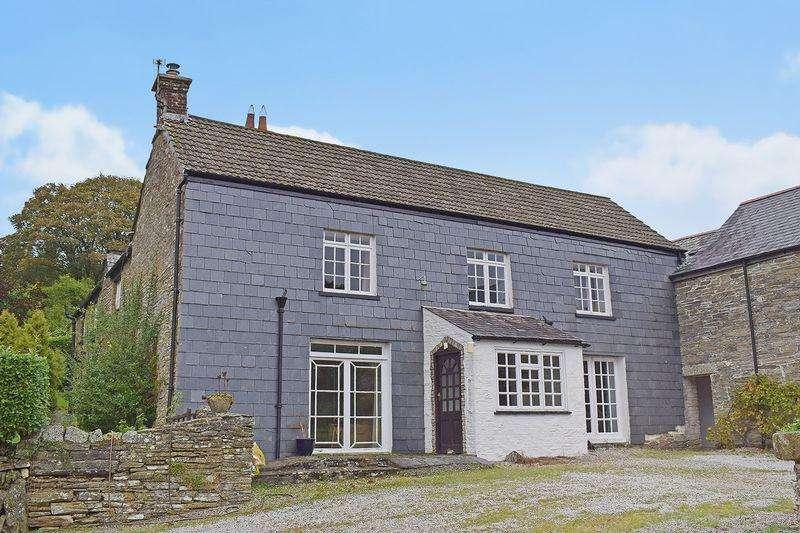 5 Bedrooms Semi Detached House for sale in Liskeard, Cornwall