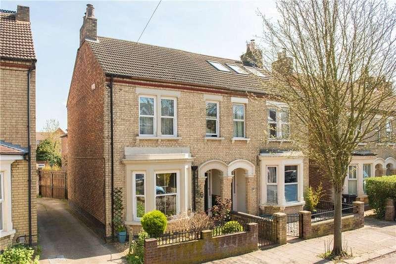 4 Bedrooms Unique Property for sale in Goldington Avenue, Bedford, Bedfordshire