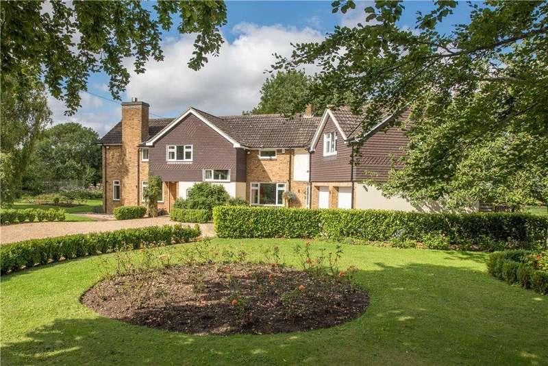 5 Bedrooms Unique Property for sale in Upton End Road, Shillington, Hitchin, Bedfordshire