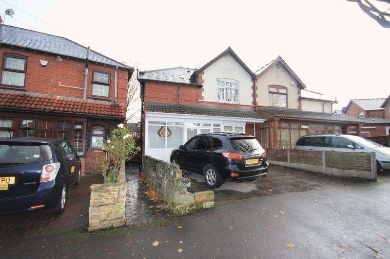 3 Bedrooms Semi Detached House for sale in Marchmont Road, Birmingham