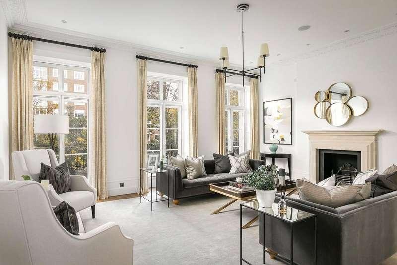 5 Bedrooms Terraced House for sale in Earls Terrace, Kensington, W8