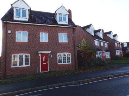 5 Bedrooms Detached House for sale in Greensbridge Gardens, Westhoughton, Bolton, Greater Manchester, BL5