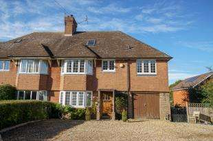 5 Bedrooms Semi Detached House for sale in The Beeches, London Road, Hurst Green, Etchingham