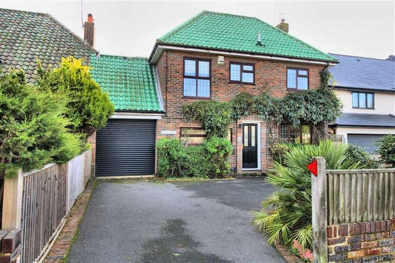 4 Bedrooms Link Detached House for sale in Hartfield Road, Seaford, East Sussex