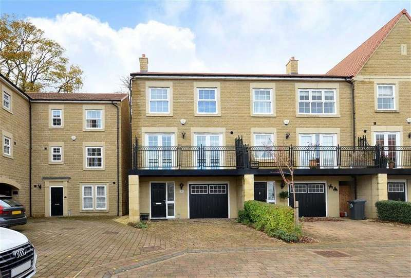 4 Bedrooms Terraced House for sale in Bluecoat Rise, Sheffield, S11