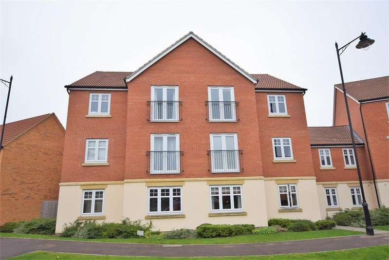 2 Bedrooms Apartment Flat for sale in Tilia Way, Bourne