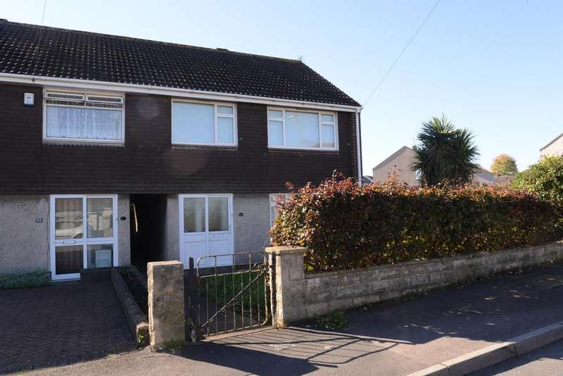 3 Bedrooms End Of Terrace House for sale in Heath Rise, Warmley, Bristol, BS30 8DD