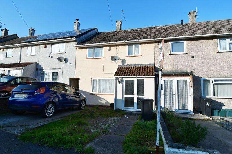 3 Bedrooms Terraced House for sale in Maceys Road, Hartcliffe, Bristol, BS13