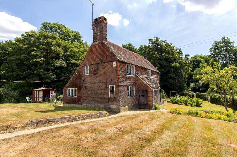 3 Bedrooms Detached House for sale in Rushlake Green, Heathfield