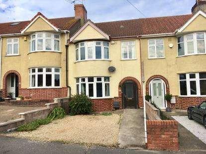 3 Bedrooms Terraced House for sale in Allison Road, Brislington, Bristol