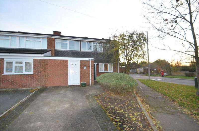 3 Bedrooms End Of Terrace House for sale in Oakwood Road, SHEFFORD, Bedfordshire